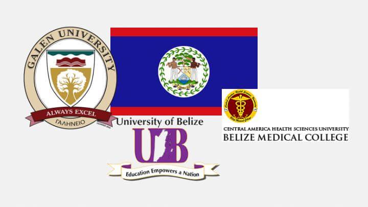 List of Universities in Belize 2021