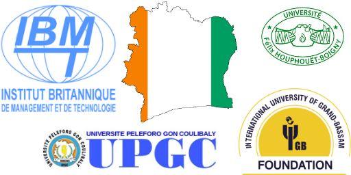 List of Universities in Ivory Coast | Côte d'Ivoire