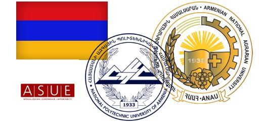 List of Universities in Armenia (Private and Public Universities)