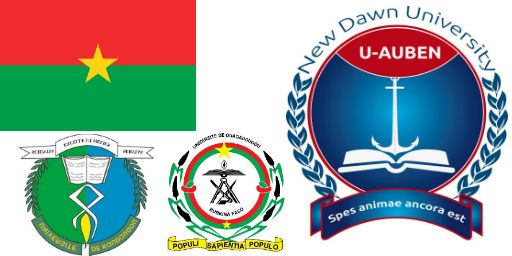List of Universities in Burkina Faso