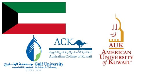 List of Universities in Kuwait (Public and Private Universities)