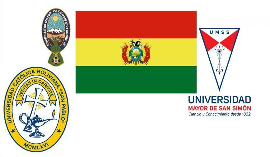 Universities in Bolivia 2021 | Accredited List of Universities in Bolivia